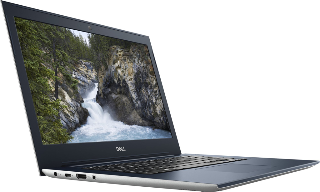 Laptop Dell Vostro 5471 VTI5207W Silver Core i5 - 8250U kabylake R,Win10 + OF365
