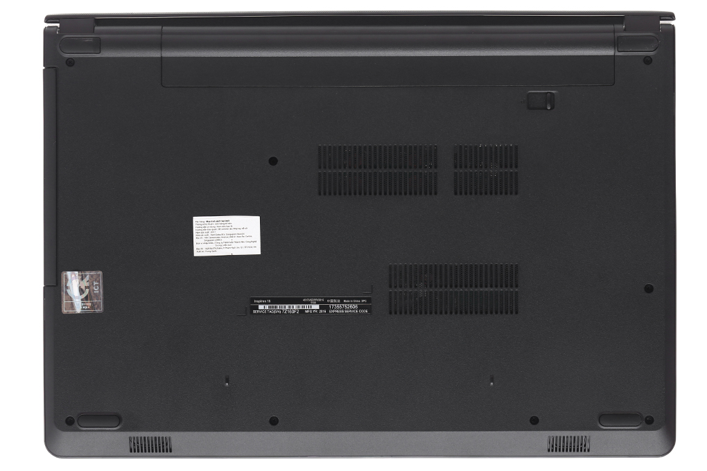 LAPTOP DELL Inspirons 3567 C5I3120W VGA 2GB Win10