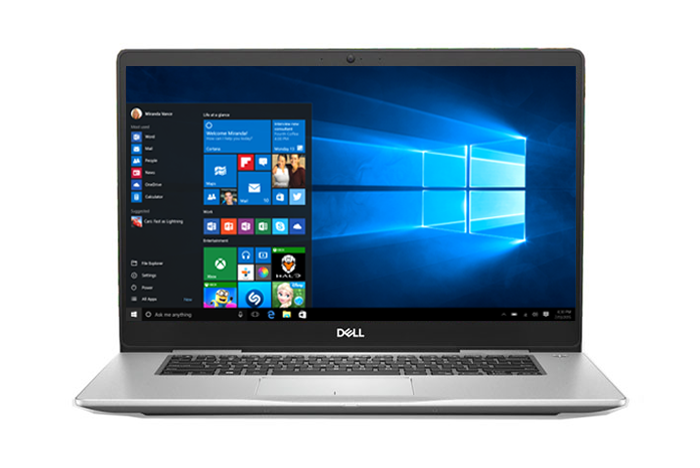 Laptop Dell Inspirons 7570 N5I5102OW Core i5 Kabylake R,4GVGA,W10-OF365