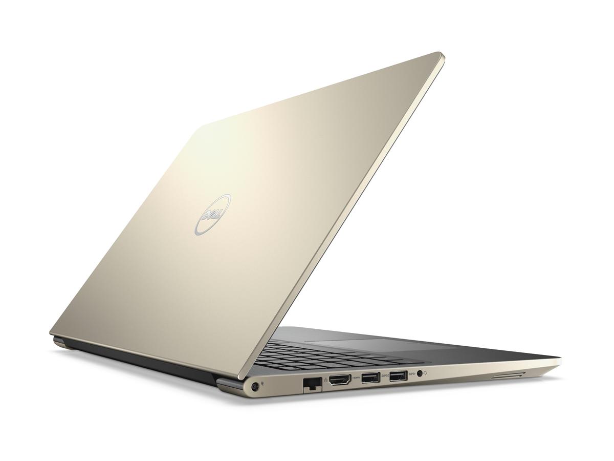 Laptop Dell Vostro 5568B - P62F001 - TI78104W10 Gold