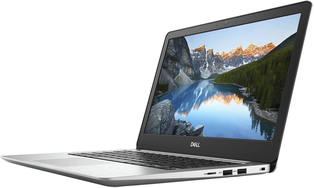 Laptop Dell Inspiron 5370 N3I3001W Silver, Win10