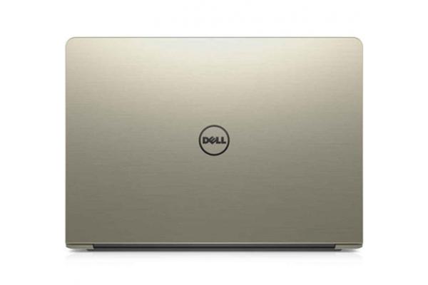 Laptop DELL Vostro V5568G P62F001-TI78104 Gold, VGA 4GB